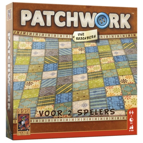 999Games Patchwork Boardgame 999games