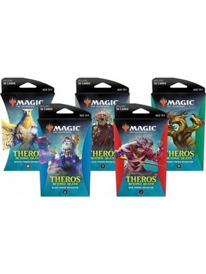 Magic the Gathering MTG Theros Beyond Death Theme Booster Pack