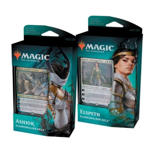 Wizards of The Coast Magic MTG Theros Beyond Death Planeswalker Deck