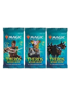 Magic MTG Theros Beyond Death Booster Pack
