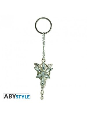 Lord of the Rings Evenstar 3D Keychain