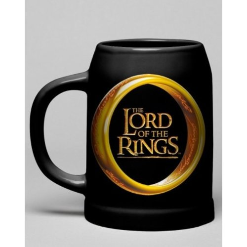 Lord of the Rings Ceramic Stein One Ring 600ml