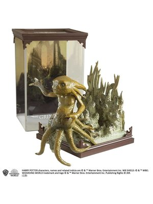Harry Potter Magical Creatures Grindylow no. 18 Noble Collection