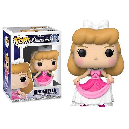 Funko Funko POP! Disney 738 Cinderella in Pink Dress