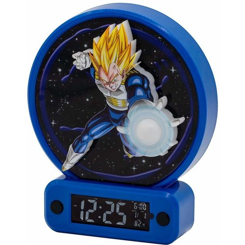 Dragon Ball Z Vegeta Alarm Clock & Light