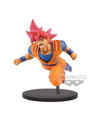 Banpresto Dragon Ball Super Saiyan God SOn Goku 20cm BanPresto