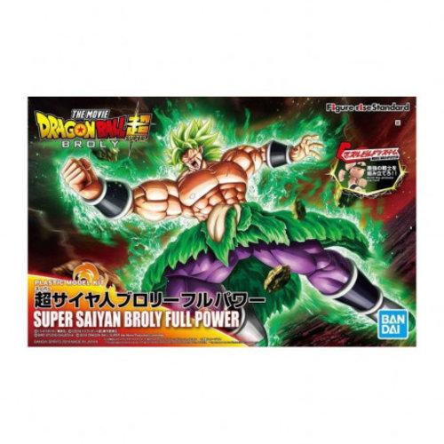 Bandai Dragon Ball Movie Super Saiyan Broly Full Power Model Kit