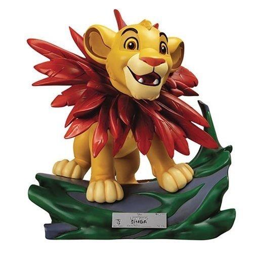 Disney Little Simba Master Craft 31cm Beast Kingdom