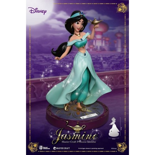 Beast Kingdom Disney Aladdin Master Craft Princess Jasmine 38cm