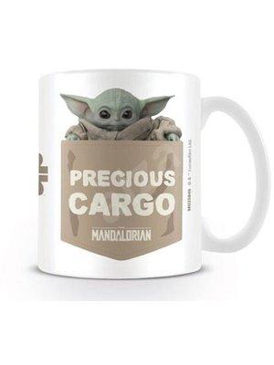 Star Wars The Mandalorian Precious Cargo Mug Baby Yoda