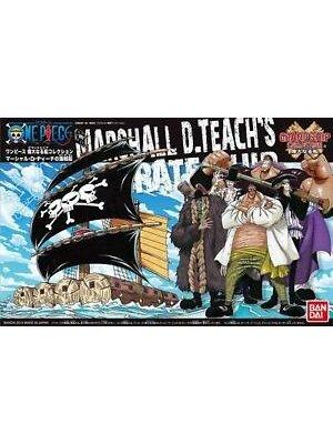 One Piece Model Kit Ship Marshall D. Teach