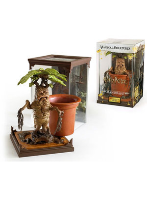 The Noble Collection Harry Potter Magical Creatures Mandrake no17 Noble Collection