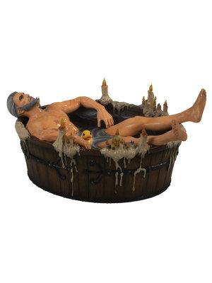 Dark Horse The Witcher Wild Hunt Geralt in The Bath Statue