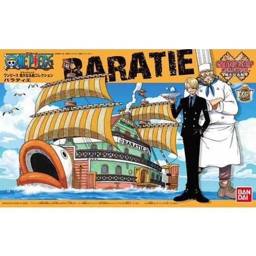 Bandai One Piece Model Kit Ship Baratie