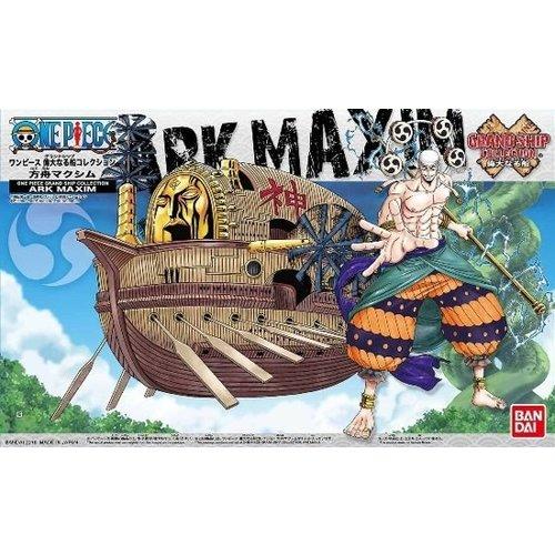 Bandai One Piece Model Kit Ship Ark Maxim