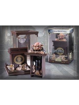 Harry Potter: Magical Creatures - Gringotts Goblin No.10 Noble Collection