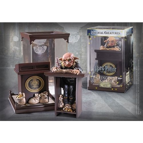 The Noble Collection Harry Potter: Magical Creatures - Gringotts Goblin No.10 Noble Collection