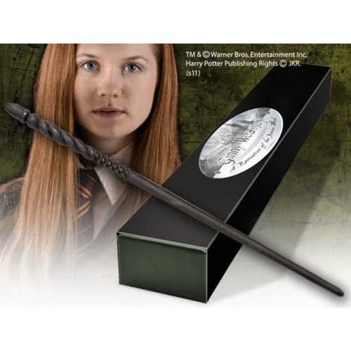 The Noble Collection Harry Potter Wand Ginny Weasley Noble Collection