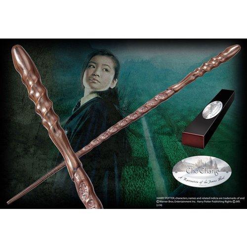 The Noble Collection Harry Potter Wand Cho Chang Noble Collection