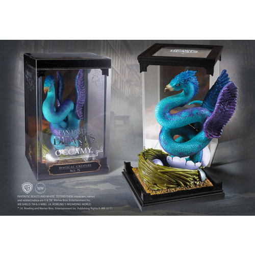 The Noble Collection Fantastic Beasts: Magical Creatures - Occamy No.5 Noble Collection