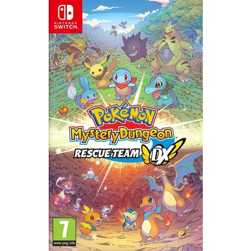 Nintendo Pokemon Mystery Dungeon: Rescue Team DX (Nintendo Switch)