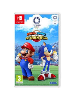 Nintendo Mario + Sonic op de Olympische Spelen: Tokio 2020 (Nintendo Switch)