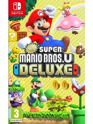 Nintendo New Super Mario Bros. U Deluxe (Nintendo Switch)