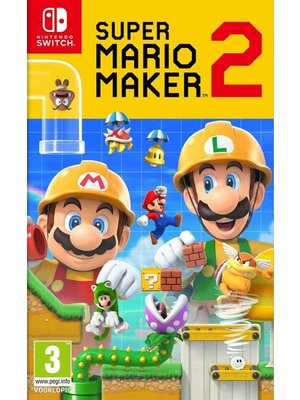 Nintendo Super Mario Maker 2 (Nintendo Switch)