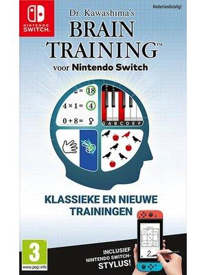Nintendo Dr. Kawashima's: Brain Training (Nintendo Switch)