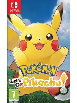 Nintendo Pokemon: Let's Go Pikachu! (Nintendo Switch)