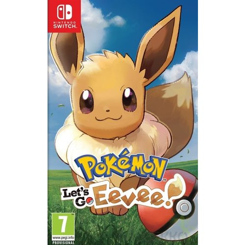 Nintendo Pokemon: Let's Go Eevee! (Nintendo Switch)