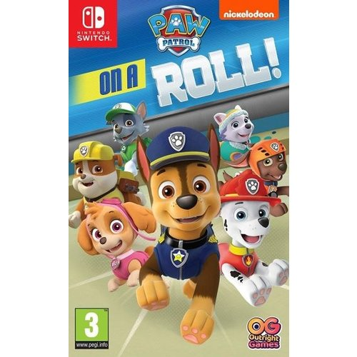 Bandai Namco Paw Patrol: On a Roll (Nintendo Switch)