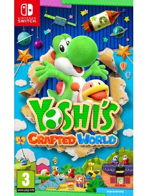 Nintendo Yoshi's Crafted World (Nintendo Switch)