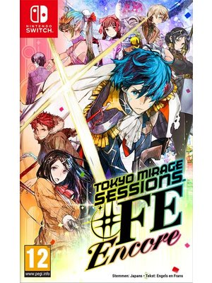 Nintendo Tokyo Mirage Sessions #FE Encore (Nintendo Switch)