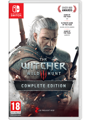 Bandai Namco The Witcher 3: Wild Hunt (Complete Edition) (Nintendo Switch)