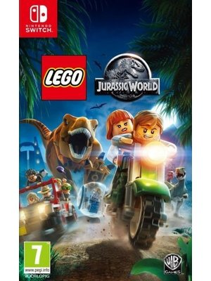 Warner Bros LEGO: Jurassic World (Nintendo Switch)