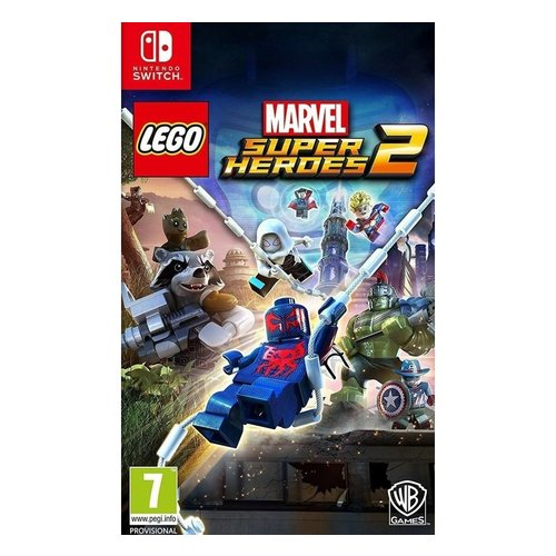 Warner Bros LEGO: Marvel Super Heroes 2 Nintendo Switch