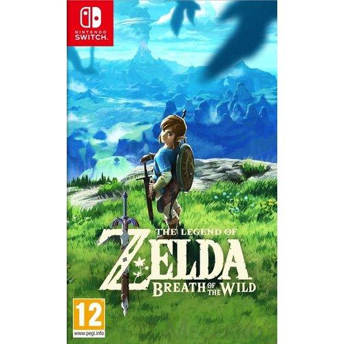 Nintendo Legend of Zelda: Breath of the Wild Nintendo Switch