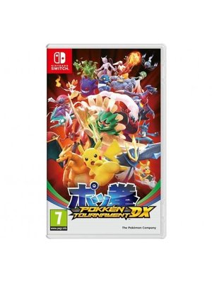 Nintendo Pokken Tournament DX Nintendo Switch