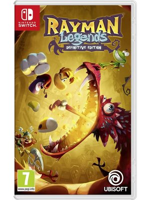 Ubisoft Rayman Legends (Definitive Edition) Nintendo Switch