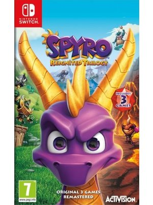 Activision Spyro: Reignited Trilogy (Nintendo Switch)