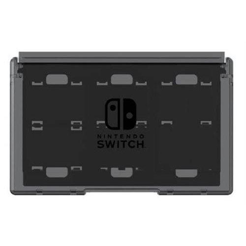 Hori Hori Game Card Case - Black (Nintendo Switch)