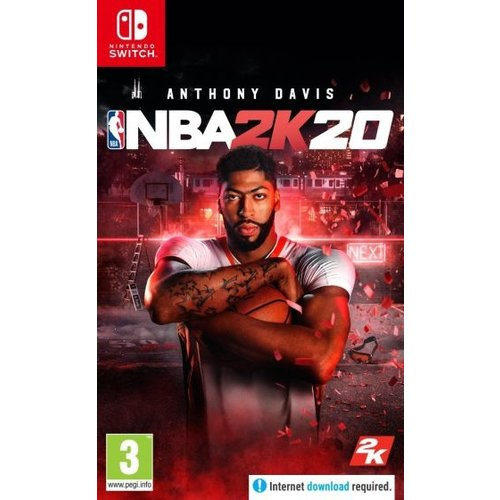 TakeTwo NBA Basketball 2K20 (Nintendo Switch)