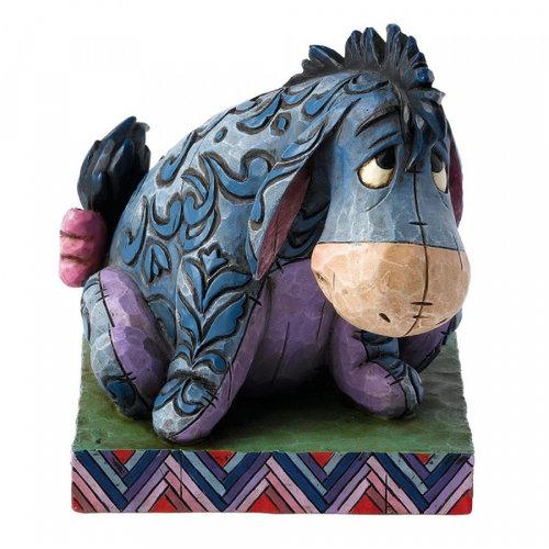 Disney Traditions True Blue Companion (Eeyore Figurine)