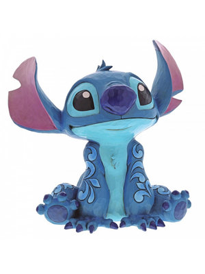 Disney Traditions Big Trouble (Stitch Statement Figurine) 36cm