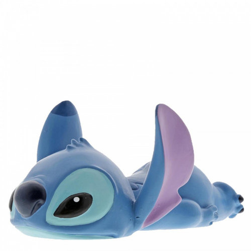 Disney Showcase Stitch Laying Down Figurine