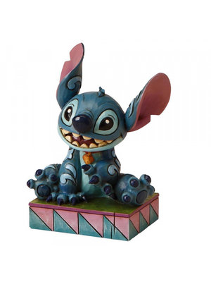 Disney Traditions Ohana Means Family (Stitch Figurine)