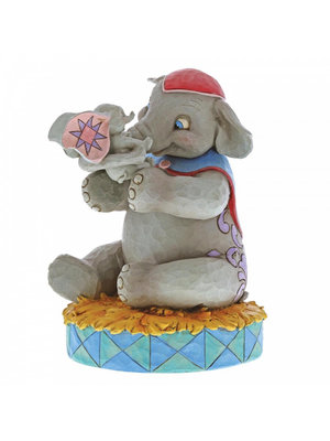 Disney Traditions A Mother's Unconditional Love (Mrs Jumbo and Dumbo Figurine)