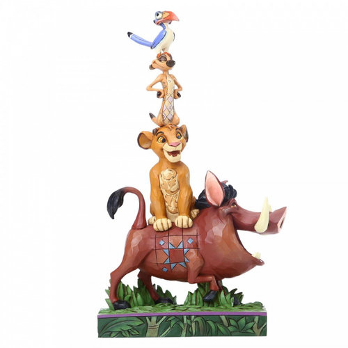 Disney Traditions Balance of Nature (The Lion King Stacking Figurine)