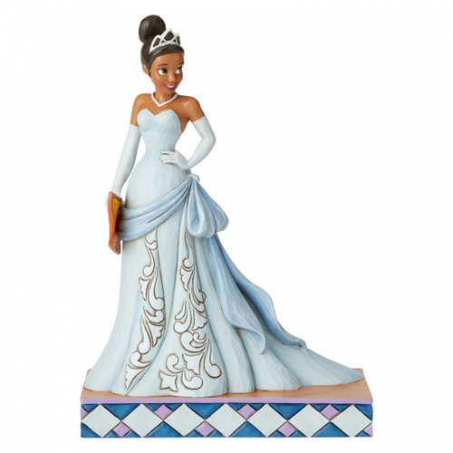 Disney Traditions Enchanting Entrepreneur (Tiana Princess Passion Figurine)